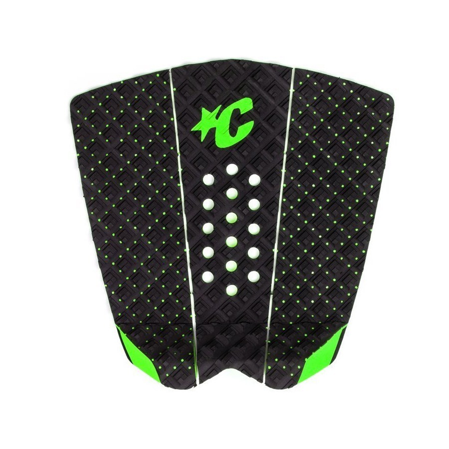 Creatures Of Leisure Pad Griffin Colapinto black lime