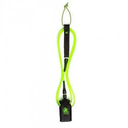 Creatures Of Leisure Leash Lite 6' green black