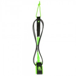 Creatures Of Leisure Leash Pro 6' black lime