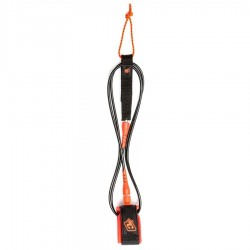 Creatures Of Leisure Leash Pro 6' black orange