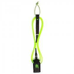 Creatures Of Leisure Leash Pro 6' green black