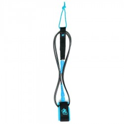 Creatures Of Leisure Leash Pro 7' black cyan