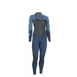 Ion Jewel Element Semidry 4/3 backzip slate blue