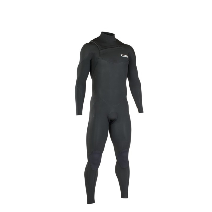 Ion Onyx Core Semi Dry 4/3 mm frontzip - Black