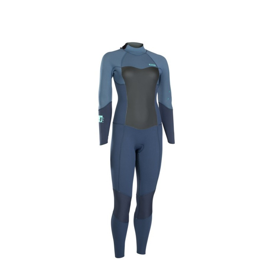 Ion Jewel Element Semidry 5/4 backzip slate blue