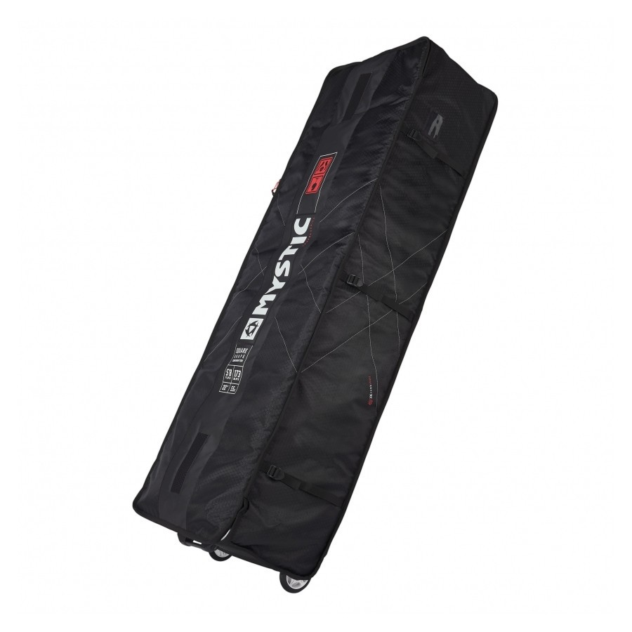 Mystic Gearbox Square Boardbag black
