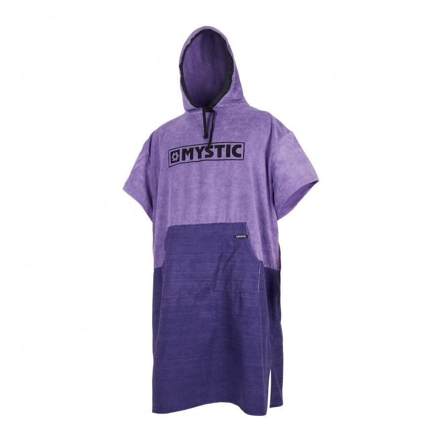 Poncho Mystic Purple