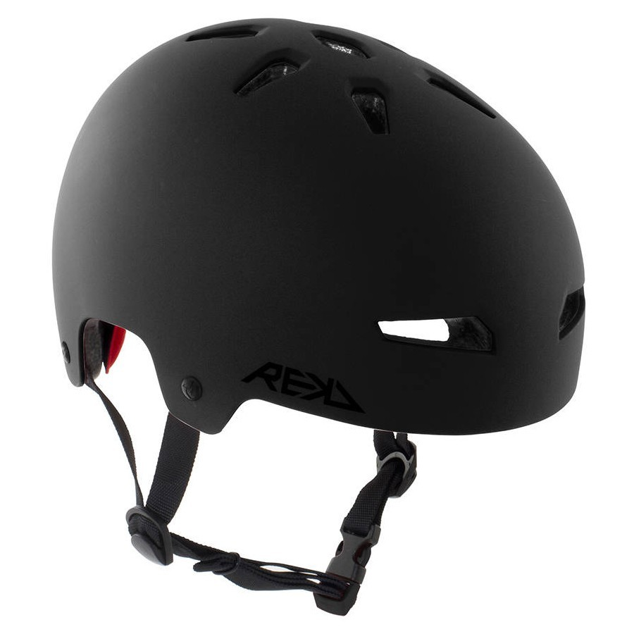 Casque Rekd Elite Helmet black