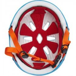 Casque Rekd Elite Helmet blue orange