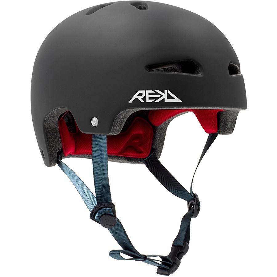 Casque Rekd Ultralite In-Mold Helmet black