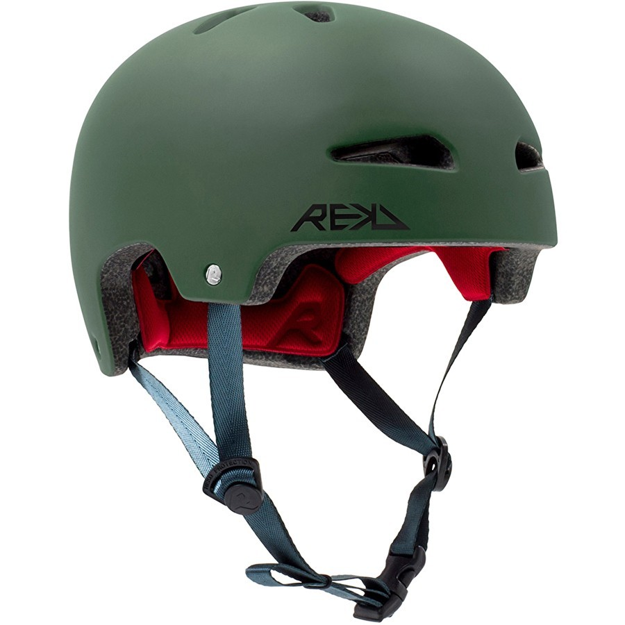 Casque Rekd Ultralite In-Mold Helmet green
