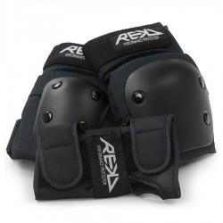 Set de protections Heavy Duty REKD junior black
