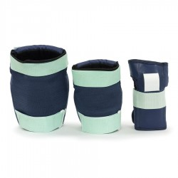 Set de protections Heavy Duty REKD blue mint