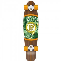 Skate prohibition wood retro cruiser