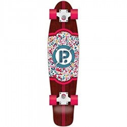 Skate prohibition wood retro cruiser liberty
