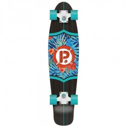 Skate prohibition wood retro cruiser nassau