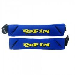 Dafin leash de palmes Deluxe blue