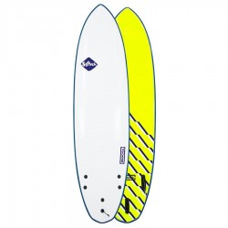 Softech Brainchild 7'0 Navy Wave