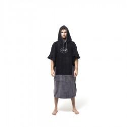 All In Poncho V Big Foot black charcoal