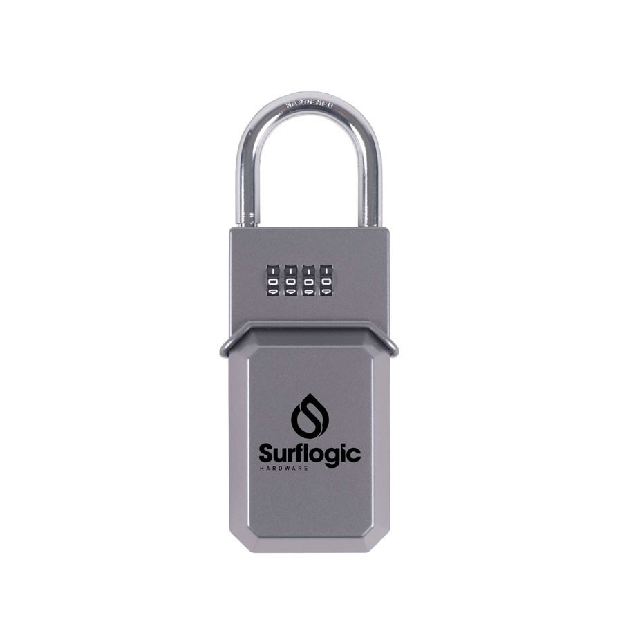 Cadenas Surflogic Key Security Lock silver