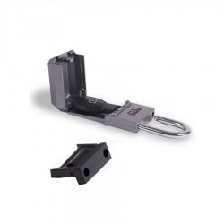 Cadenas Surflogic Key Security Lock silver