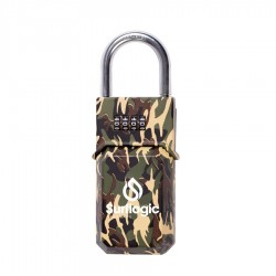 Cadenas Surflogic Key Security Lock camo