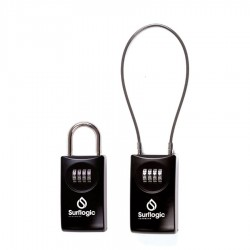 Cadenas Surflogic Key Security Lock Double System