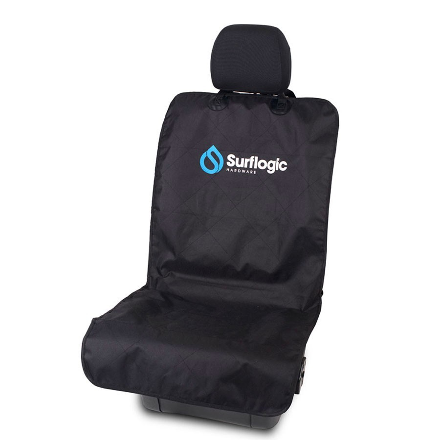 Housse de siège auto Surflogic Waterproof clip system single black