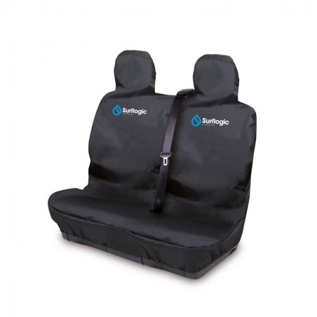 Housse de siège auto Surflogic Waterproof double black