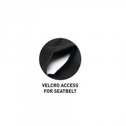 Housse de siège auto Surflogic Waterproof double black
