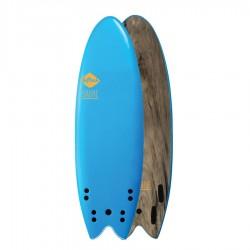 Softech Sabre 5'4 FCS II Blue