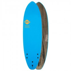 Softech Sabre 6'6 FCS II Blue