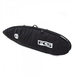 "Housse FCS Travel Single All purpose 6'3"" black grey"