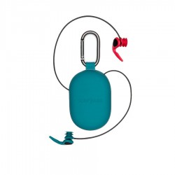 Bouchons d'oreilles Surf Ears 3.0 red teal