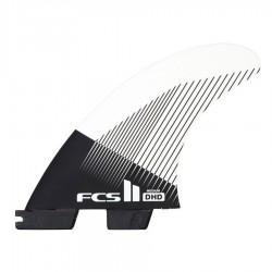 FCS II DHD Performance Core Tri Fins set large