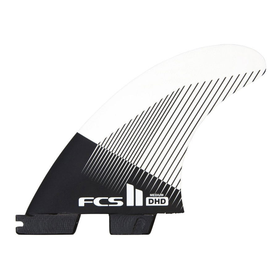 FCS II DHD Performance Core Tri Fins set large