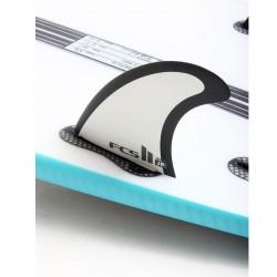 FCS II Al Merrick Performance Core Tri Fins Set grey medium