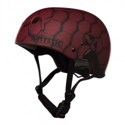 Casque Mystic MK8 X dark red