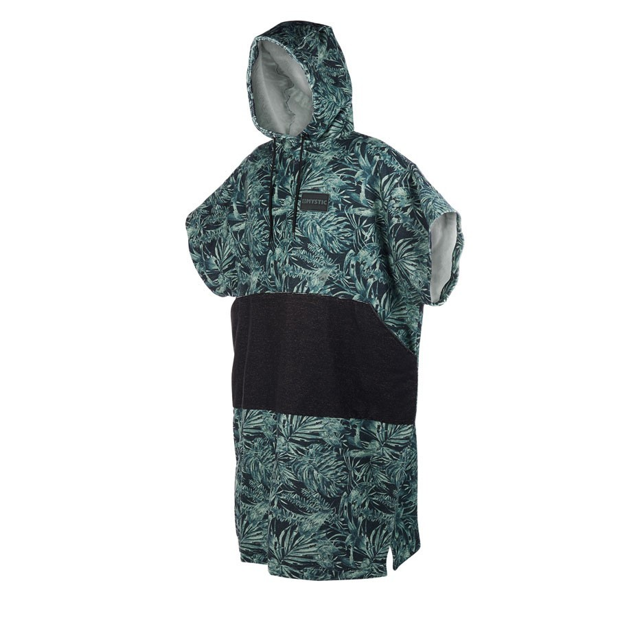 Poncho Mystic All Over green allover