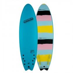 Odysea Catch Surf 6'6 Skipper Quad
