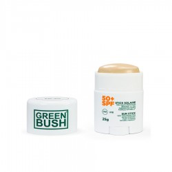 Stick de protection solaire Green Bush SPF50+ Beige