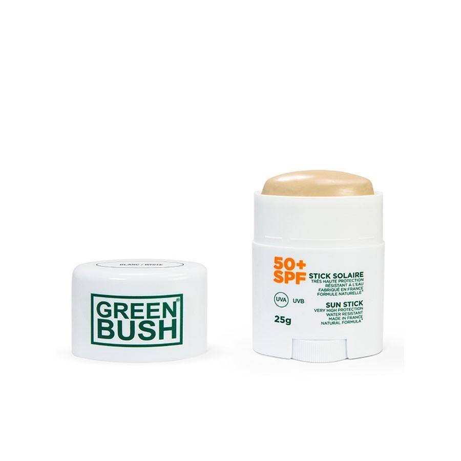Stick de protection solaire Green Bush SPF50+ Beige