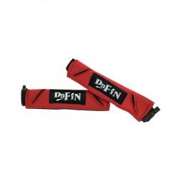Dafin leash de palmes Deluxe Red