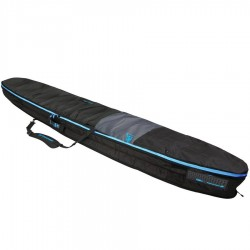 Housse Longboard 9'6 Creatures Day Use - Charcoal/Cyan
