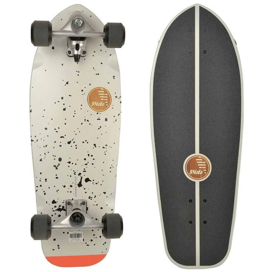 Surf Skate Slide Joyfull Splatter 30''