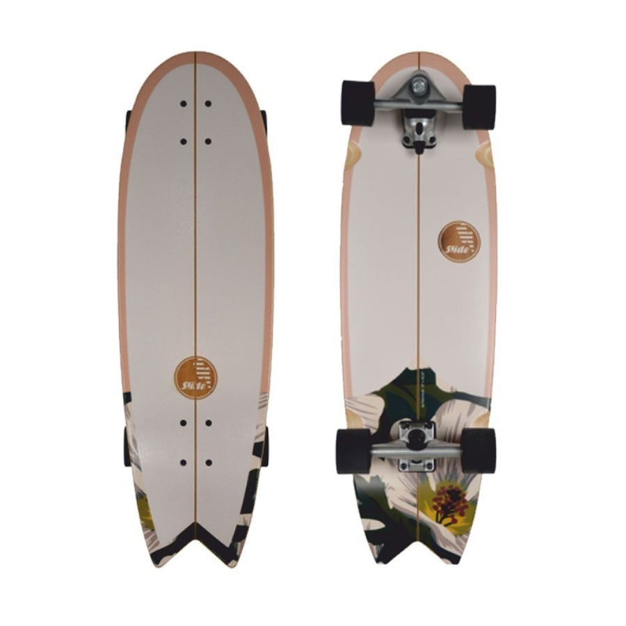 Surf Skate Slide Swallow Wahine 33''