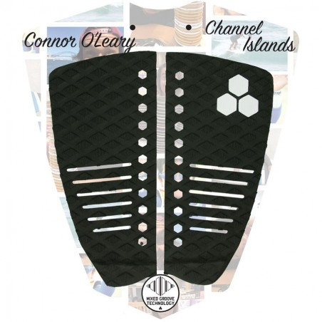 Channel Islands Connor O'leary Flat Pad black