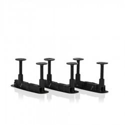 FCSII Softboard Tri Plug Set