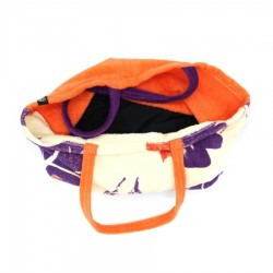 All In Beach Bag exotic print