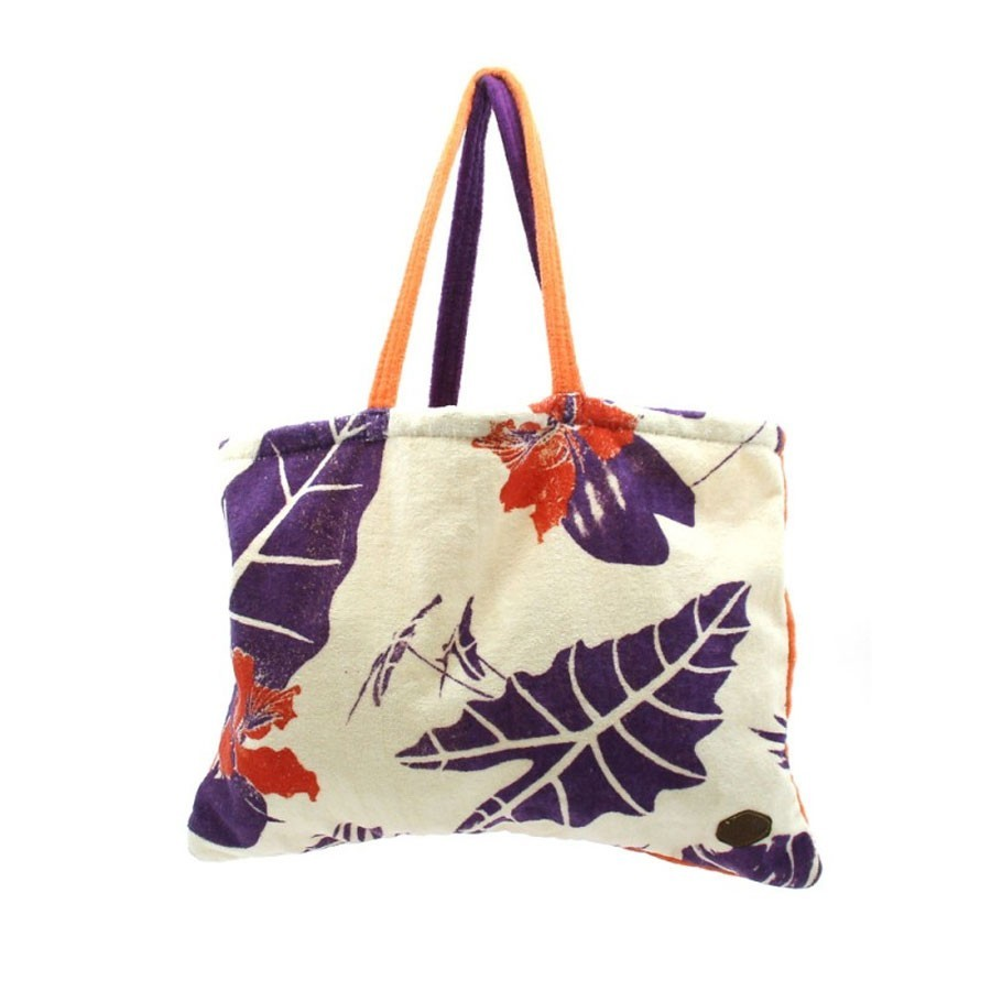 All In Beach Bag exotic print